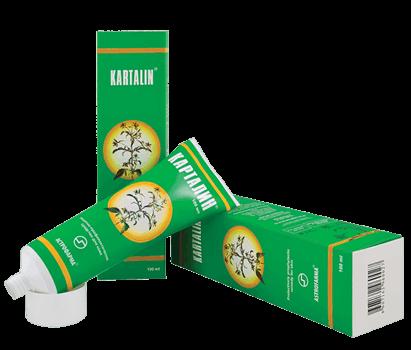 kartalin krema - biljna apoteka